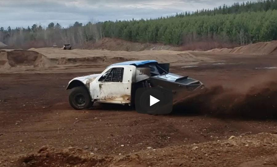 La puissance des Super Truck Pro2